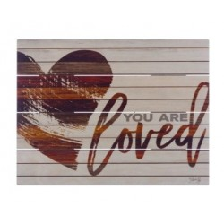 Rustic Pallet Art-You Are...