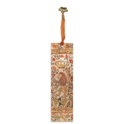 Bookmark-Esther Scroll-Lion