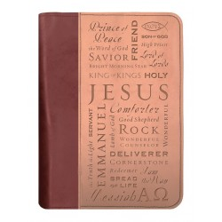 Bible Cover-Names Of...