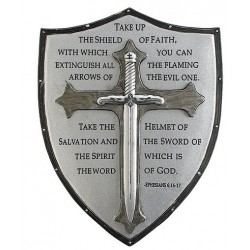 Wall Plaque-Armor Of God...