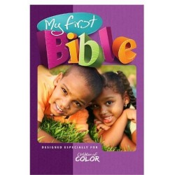 My First Bible For Children...
