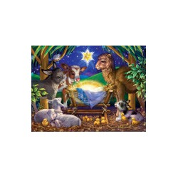 Jigsaw Puzzle-A Child Is...
