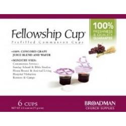 Communion-Fellowship Cup...