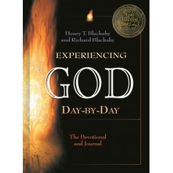 Experiencing God Day By Day...