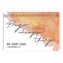 Postcard-Prayer Changes...