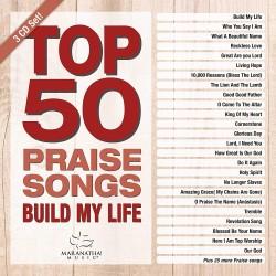 Audio CD-Top 50 Praise...