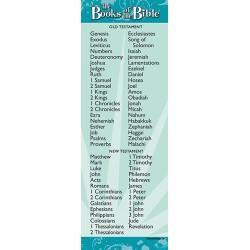 Bookmark-Bible Basics-Books...