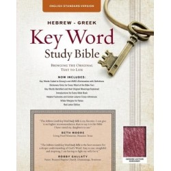 ESV Hebrew-Greek Key Word...