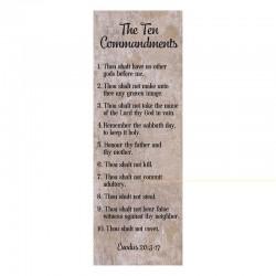 Bookmark-Bible Basics-Ten...