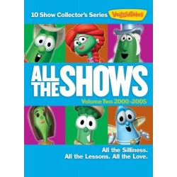 DVD-Veggie Tales: All The...