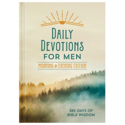 Daily Devotions For Men...