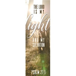 Bookmark-The Lord Is My...