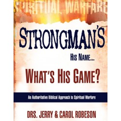 Strongmans His Name Whats...