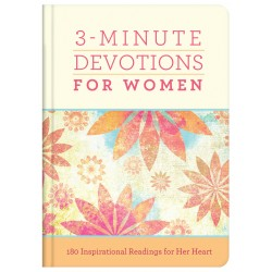 3-Minute Devotions For...