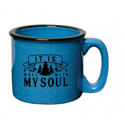 Mug-Camping-It Is Well With...