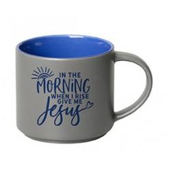 Mug-Stacking-In The Morning...