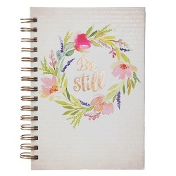 Journal-Be Still-Watercolor