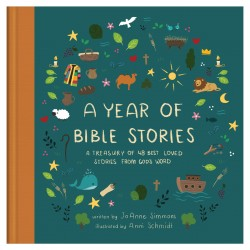 A Year Of Bible Stories (Oct)