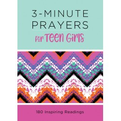 3-Minute Prayers For Teen...