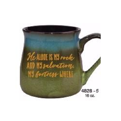 Mug-Reactive-He Alone Is My...