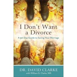 I Don't Want A Divorce...