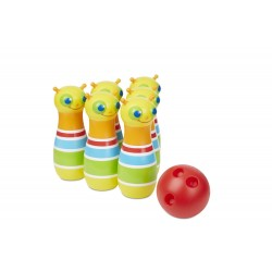 Toy-Giddy Buggy Bowling Set...
