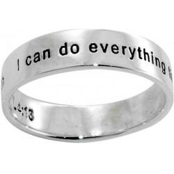 Ring-Philippians 4:13-Style...