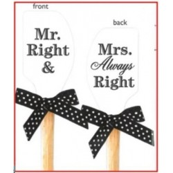 Spatula-Mr & Mrs Always...