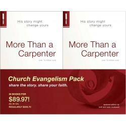 More Than A Carpenter...