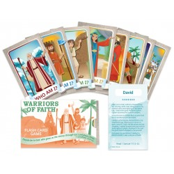 Flash Cards Game-Warriors...