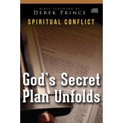 Audio CD-God's Secret Plan...