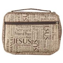 Bible Cover-Names Of Jesus...