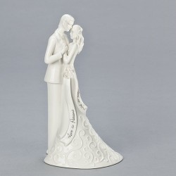 Cake Topper-Love Is Patient...