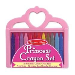 Toy-Princess Crayon Set (12...