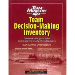 Team Decision-Making...