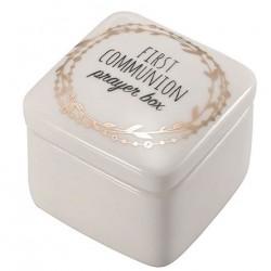 Prayer Box-First Communion...