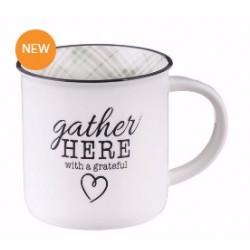 Mug-Gather Here (11 Oz)