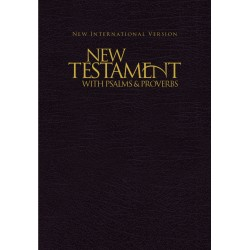NIV New Testament With...