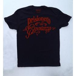 SPANISH-Tee Shirt-Prisoner...