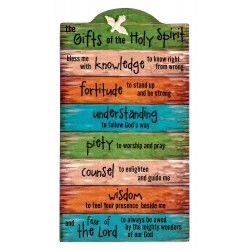 Wall Art-Gifts Of The Holy...