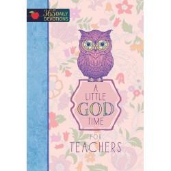 Little God Time For Teachers