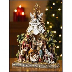 Nativity Figurine-Gift...