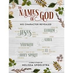 The Names Of God-Women's...