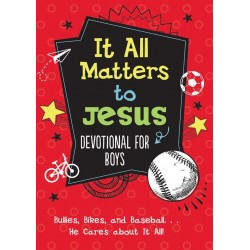 It All Matters To Jesus...