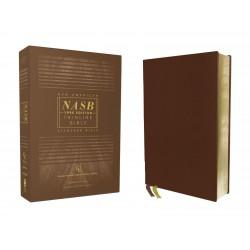 NASB Thinline Bible...