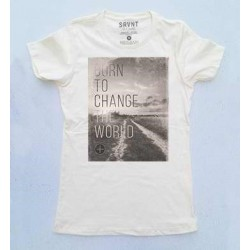Tee Shirt-Born To Change...