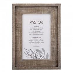 """Framed Art-Pastor (11"""" x 15"""")"""