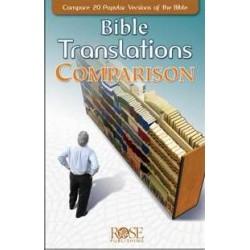 Bible Translations...
