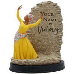 Figurine-Your Name Is Victory