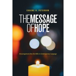 The Message Of Hope-Softcover
